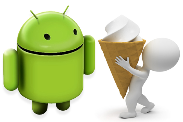 Android Ice Cream Sandwich mobile OS