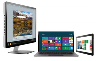 Windows 8 compatible devices