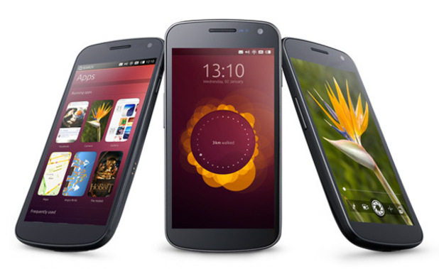 Ubuntu Touch smartphones