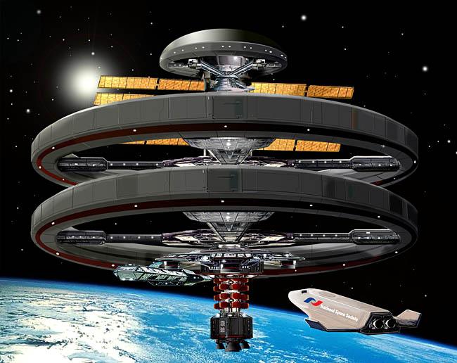 NASA Space Settlement Contest