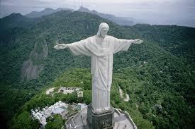 The Statue of Christ the Redeemer - Rio de Janeiro