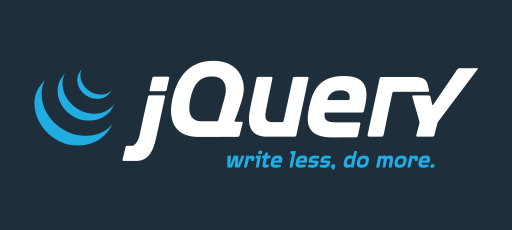 jQuery technology logo