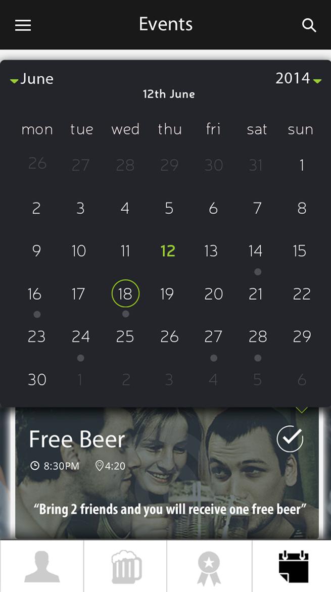 BeerStore screen 3